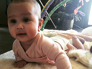 Is That Luna or John Legend in a Diaper? Chrissy Teigen Shares Adorable Pics of Daughter Looking Just Like Her Dad
