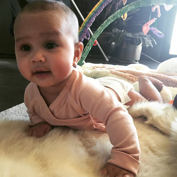 John Legend Daughter Luna