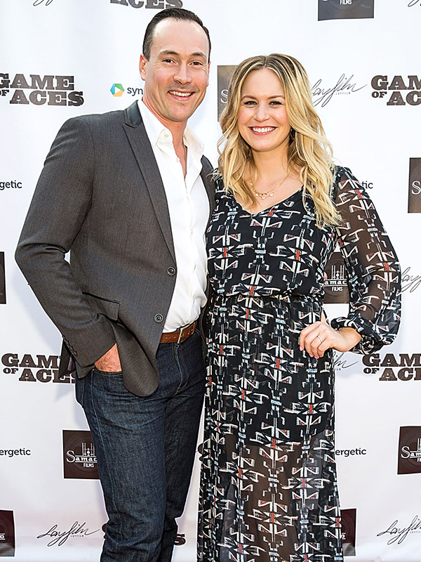 Chris Klein wife Laina Rose