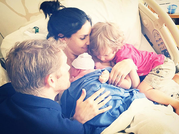 Daniela Ruah Welcomes Daughter Sierra Esther
