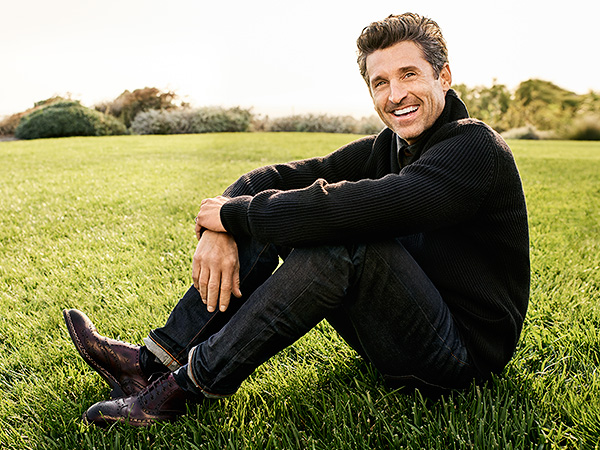 Patrick Dempsey Parenting Rollout Main