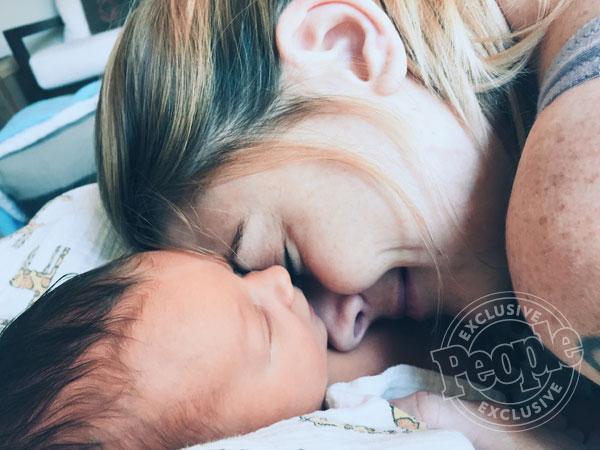 Alexandra Breckenridge Welcomes Son Jack