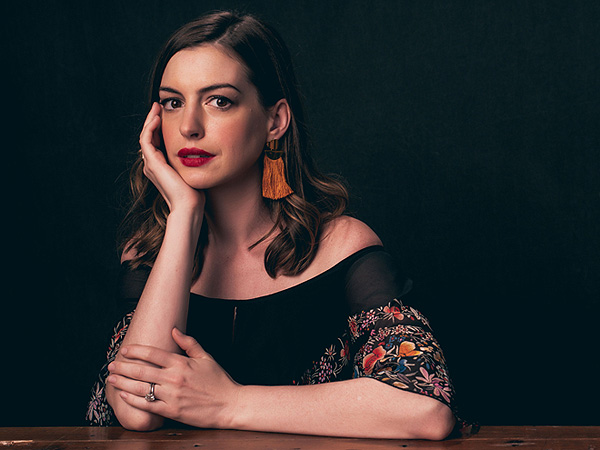 Anne Hathaway Acting While Pregnant Colossal TIFF