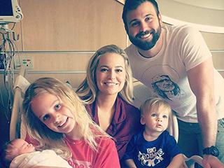 Bachelorette Baby Name Revealed! Emily Maynard Johnson Names Son Gibson Kyle