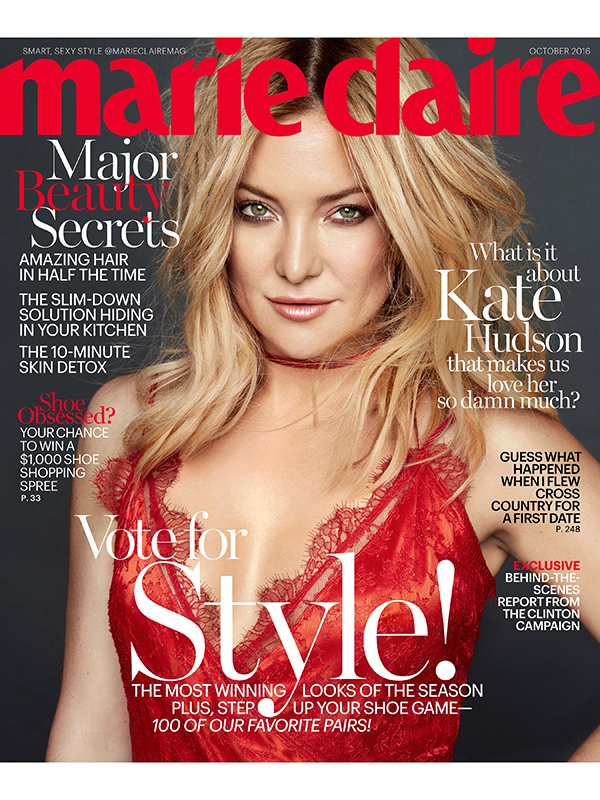 Kate Hudson Marie Claire 2