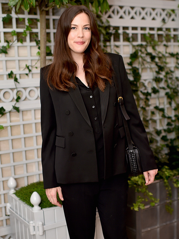 Liv Tyler Red Carpet After Baby