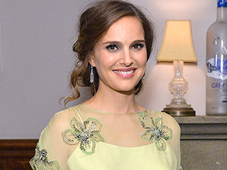 Pregnant Natalie Portman Stuns (and Keeps Her Belly Under Wraps!) in Sheer Dress at TIFF
