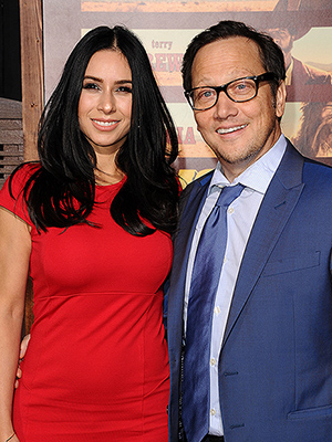 Rob Schneider Welcomes Daughter Madeline Robbie
