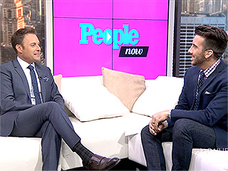 WATCH: Chris Harrison Says The Bachelor Is a 'Great Avenue for Me to Have a Conversation with My Daughter'