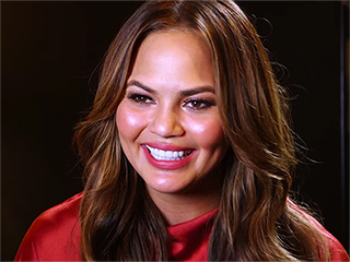 Chrissy Teigen: I'm Not Exactly Comfortable Being Naked Yet with My Post-Baby Body