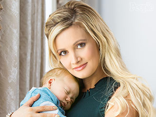 Holly Madison on Son Forest's NICU Scare After Birth: 'I Spent Hours Thinking My Baby Couldn't See'