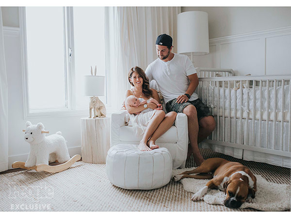 Jillian Harris baby Leo