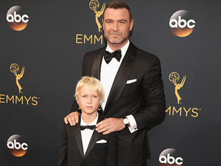 Did Liev Schreiber Have the Cutest Date at the Emmys?
