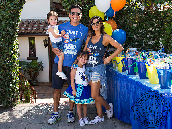 Mario Lopez kids birthday