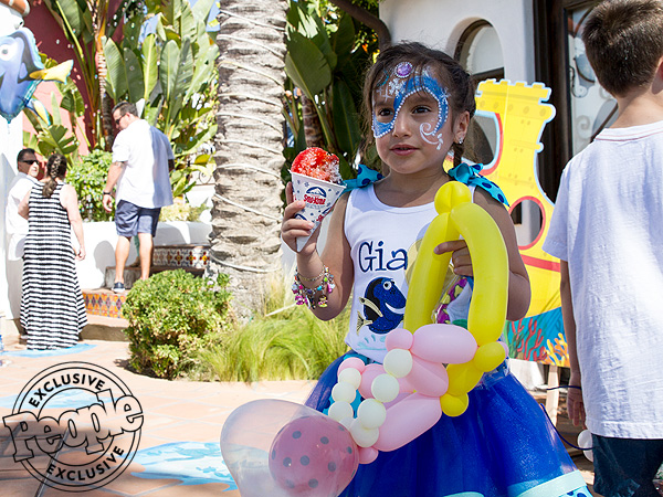 Mario Lopez kids birthday