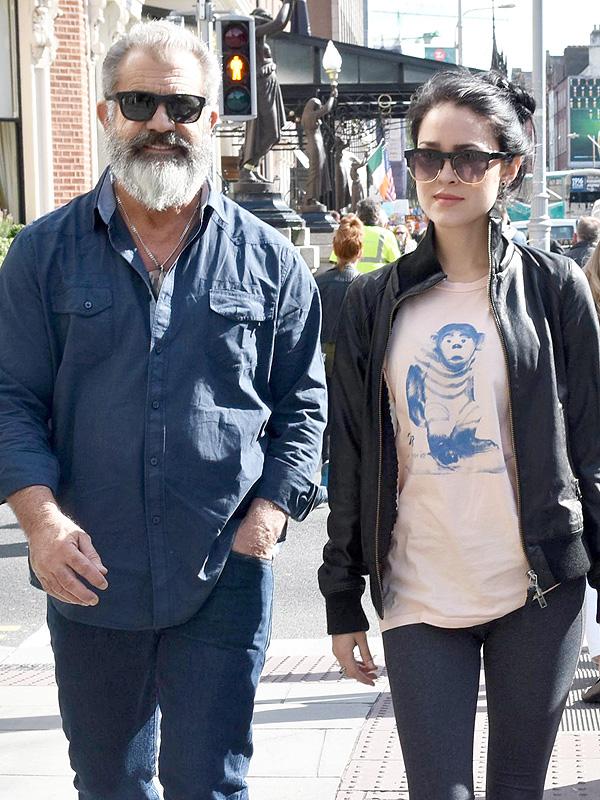 Mel Gibson Rosalind Ross