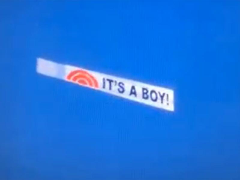 It's a Boy! Savannah Guthrie (Finally) Reveals Sex of Her Second Child