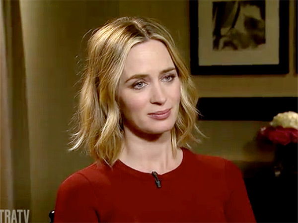 Emily Blunt Is 'So Relaxed' with Second Daughter Violet – Moms ... Emily Blunt