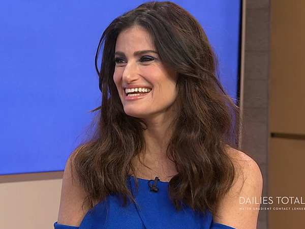 Idina Menzel PEOPLE Now Son Walker