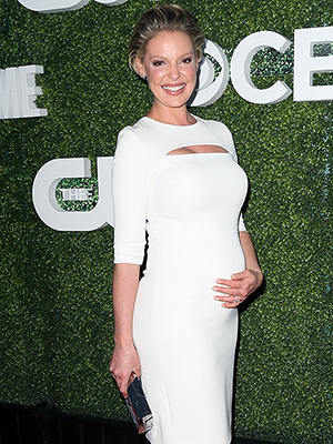 Katherine Heigl Shares Pregnancy Cravings and Hiding Baby Bump on Set ...