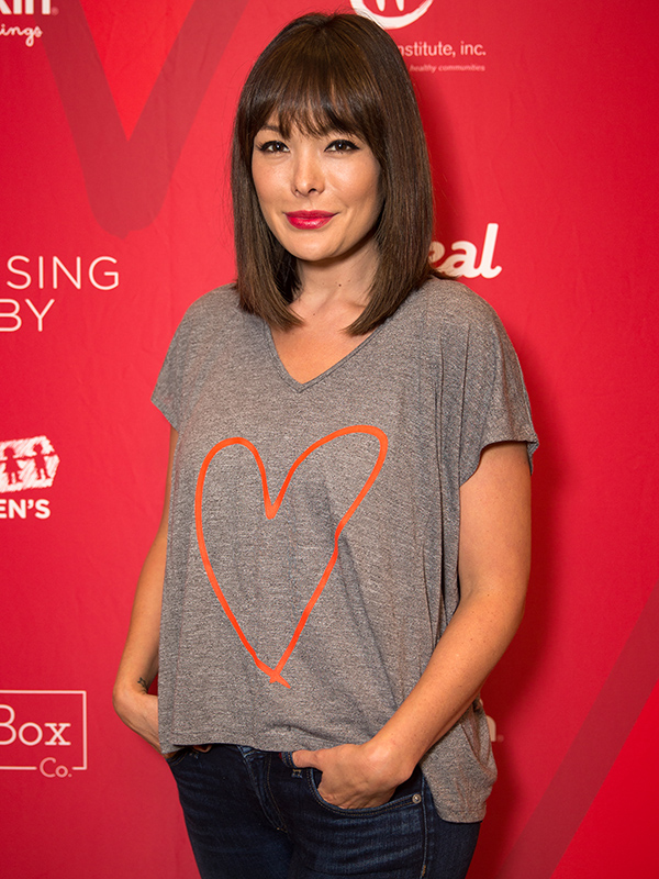 Lindsay Price mom event