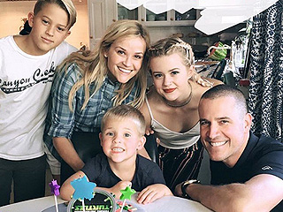 Tennessee the Turtle! Reese Witherspoon Celebrates Her Son's 4th Birthday – See the Fun Photos