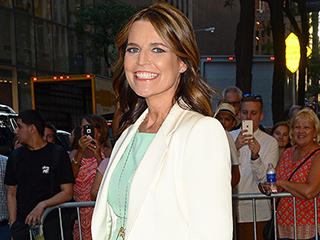 It's a Boy! Savannah Guthrie (Finally) Reveals Sex of Her Second Child