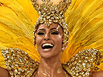 Color, Skin and Lots of Feathers: See the Best Photos from Brazil's Carnival Celebrations
