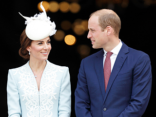 Every Amazing Photo of Prince William and Princess Kate from the Past Week