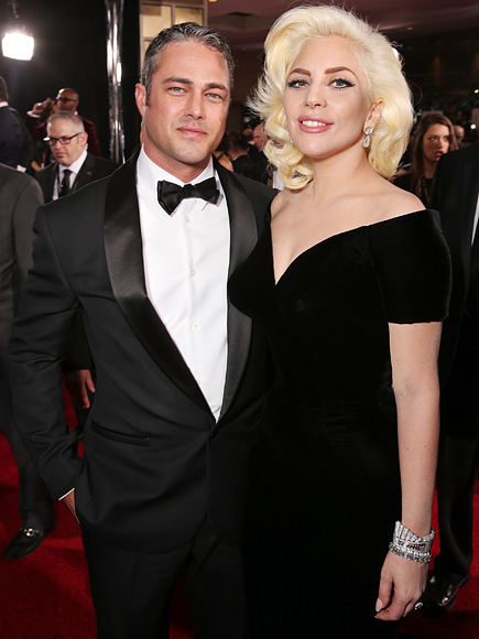 LADY GAGA & TAYLOR KINNEY photo | Lady Gaga, Taylor Kinney