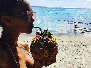 Celeb Vacations: Neil Patrick Harris Takes a 'Stay-Cay,' Gigi Hadid Snaps a Beachy Selfie and More!