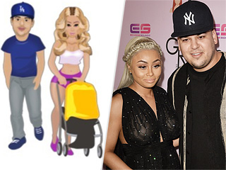 Your Guide to Texting with Only Blac Chyna's Chymojis