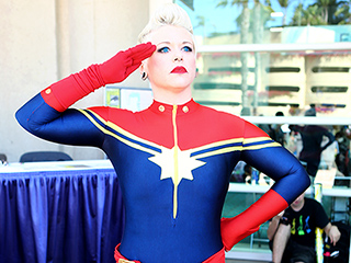 Comic-Con Has Started – and Fans Are Going All Out with Their Costumes