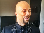 Exclusive Photos: Behind-the-Scenes at the Grammys with Common