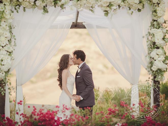 Corbin Bleu Wedding Photos : People.com
