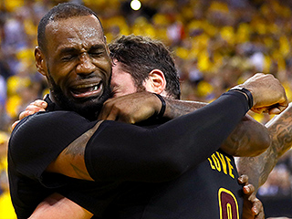 Photographic Proof That There Is Crying in Sports