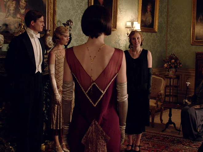 Downton abbey 39 s best costumes outfits - Downton abbey histoire ...