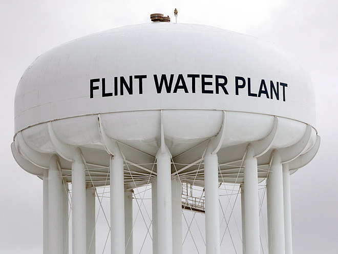 From Strange-tasting Water to Federal Emergency: The Flint Water Crisis in 5 Clicks