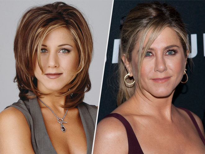 Friends Then And Now Friends Cast, W...