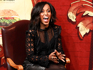 PHOTOS: Kerry Washington Had the Best Time Ever Receiving Harvard's Hasty Pudding Woman of the Year Award