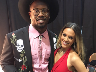 Inside the ACM Awards with Jana Kramer! Check Out Her Exclusive Photo Diary for PEOPLE