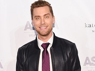PHOTOS: A Day in the Life of … Lance Bass