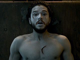 FROM EW: Kit Harington on Keeping Game of Thrones' Secret from Cast – 'I Felt Like I Was Betraying Them'