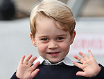 All the Cutest Photos from the Royal Fab 4