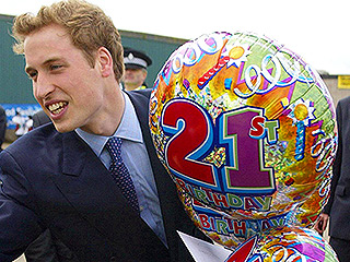 Photographic Evidence that the British Royal Family Loves Balloons