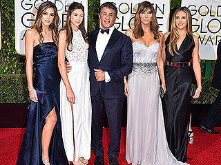 Happy 70th, Sylvester Stallone! 13 Ways His Family Is the Cutest