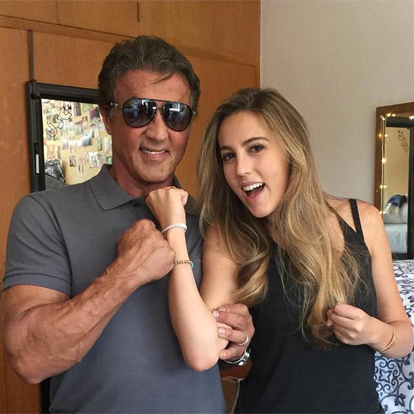 Oscars 2016: Sylvester Stallone Family Photos : People.com