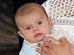 Every Gorgeous Photo from Prince Oscar's Christening
