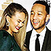 Look Back: Proof Chrissy Teigen and John Legend Were the Cutest Parents-to-be, Ever