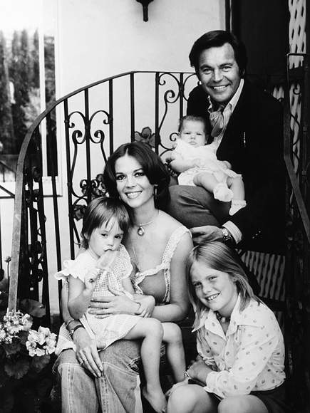 Natalie Wood And Children Photos Peoplecom